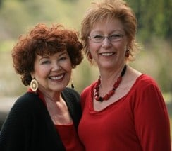 Aimee and Karen