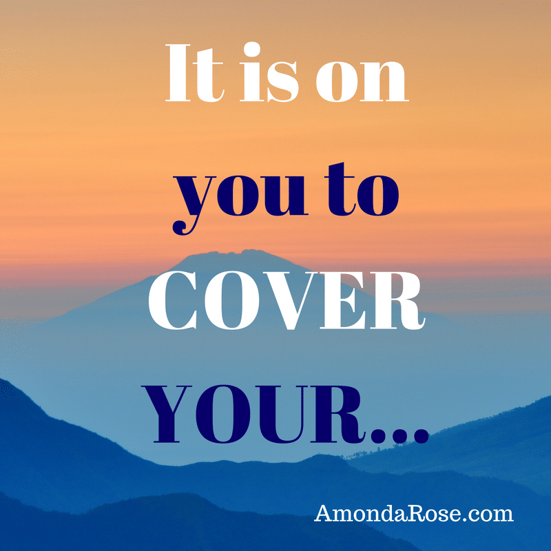cover you