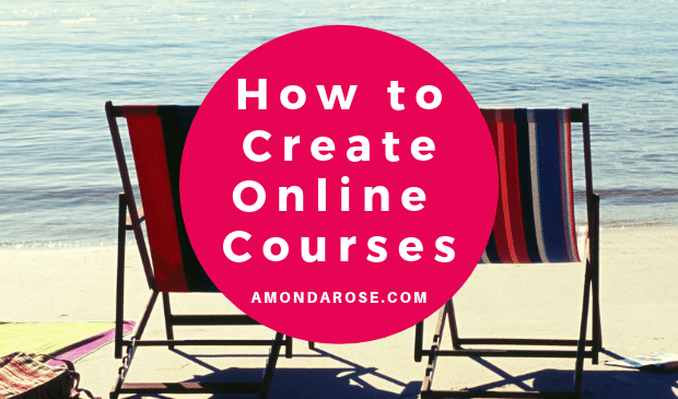 How to Create Online Courses to Increase Your Profitability and Abundance