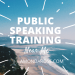 view over mountain and ocean, Public Speaking Training Near Me: Public Speaking Events and Training Courses