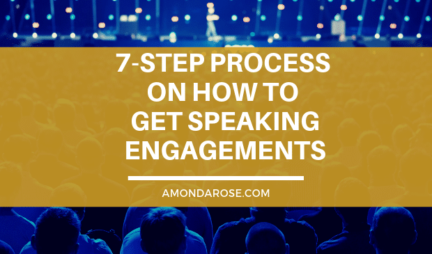 How to Get Speaking Engagements for New and Experienced Speakers