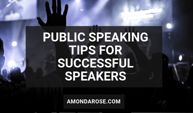 Public Speaking Tips to Become a Successful Speaker
