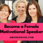 How to Become a Female Motivational Speaker?