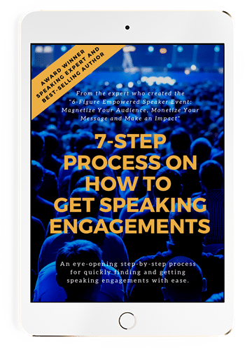 7 Step Speaking Process eBook