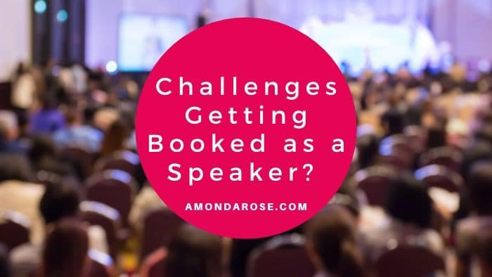 Top Reason Why You Are Having a Challenge Getting Booked as a Speaker
