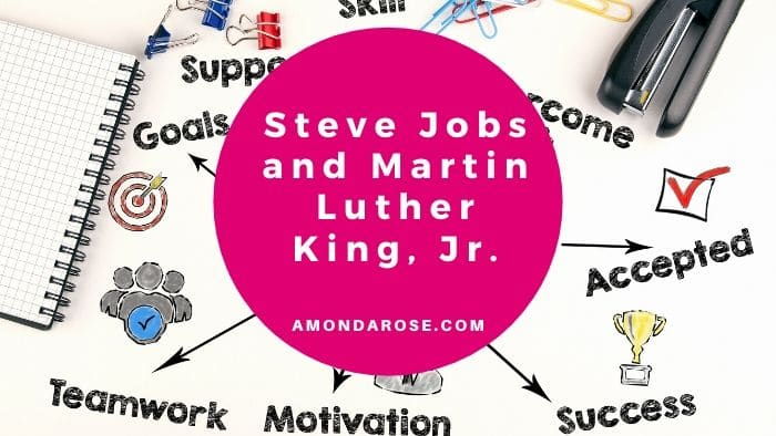 "What does Steve Jobs' iPhone pitch and Martin Luther King, Jr.'s ""I Have a Dream"" speech have in common?"