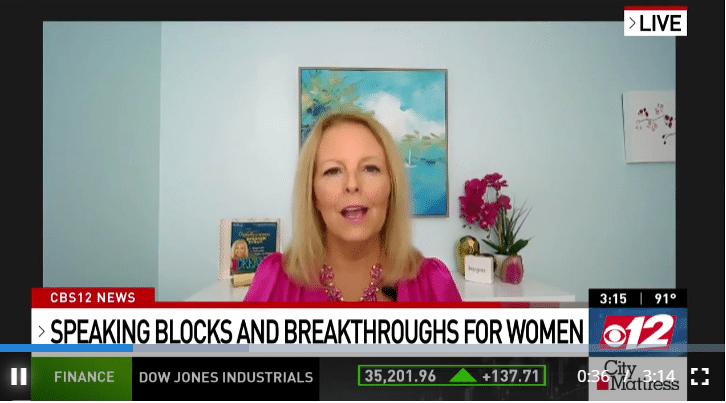 Speak Up: Speaking Blocks and Breakthroughs for Women